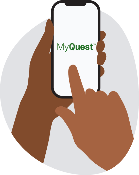 Sign into MyQuest